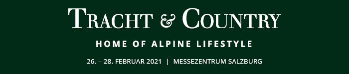 Statischer Banner Tracht & Country 2021